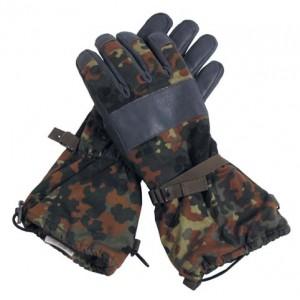 Перчатки Бундесвер.