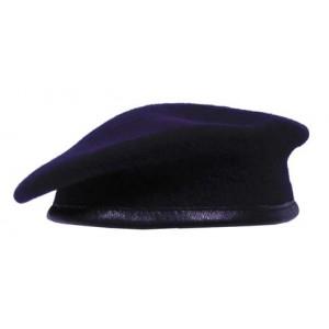 Берет Бундесвер черный.красный. фиолетовый.