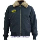 Куртка пилот Black
