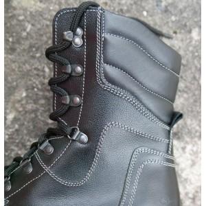 Зимние ботинки натуральный мех Stalker