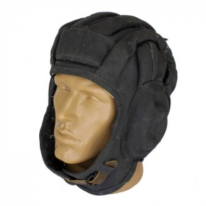 Танковый шлем СССР зимний