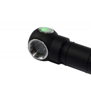 Налобный фонарь Armytek Wizard Pro на теплом диоде XM-L2.