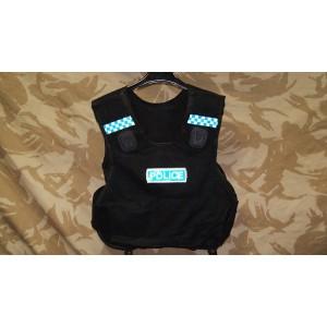 Разгрузочный жилет Британской Полиции.