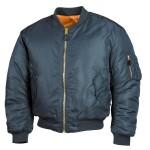 Куртка MA1 blue