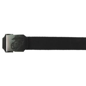 Ремень 35 mm black USMC