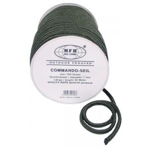 Веревка  green 7mm