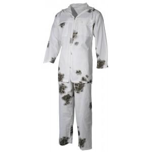 BW Костюм камуфляжный (снег), брюки и куртка
