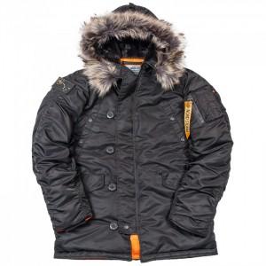 Куртка аляска Apologet Husky BELUGA