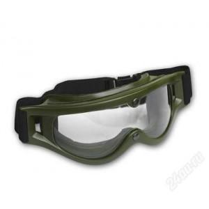 Армейские защитные баллистические очки-маска Bolle Defender б.у.