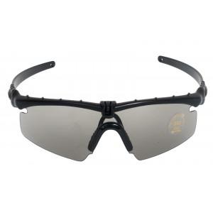 Защитные очки чёрные