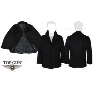 "Бушлат морской ""Double Breasted Coat"" Top Gun"