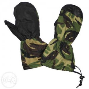Рукавицы DPM Extreme Cold Weather Ripstop