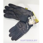 M-pact Mechanix fullfinger Black