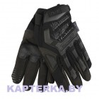 M-pact  Mechanix fullfinger Black.