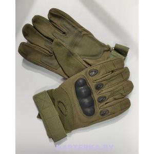 Перчатки Oakley Tactical PRO Olive.