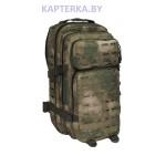 Рюкзак Laser Cut 20L (Мох зеленый)