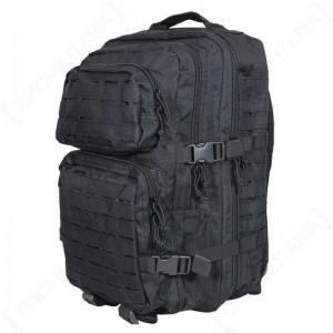 Рюкзак тактический US Assault Pack Laser Cut Германия, 36л, черный.