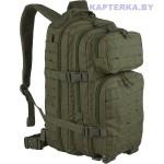 Рюкзак тактический US Assault Pack Laser Cut , 36л, Олива.