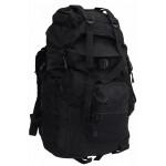 Черный армейский рюкзак