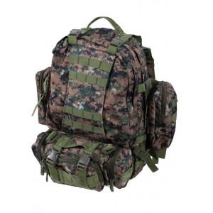 Тактический рюкзак US Assault камуфляж Marpat