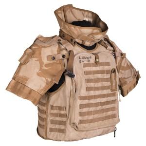 Чехол бронежилета Британия Osprey MKIII DPM Desert