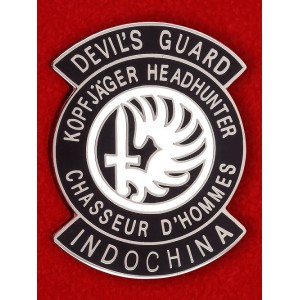 Значок Французского легиона.
